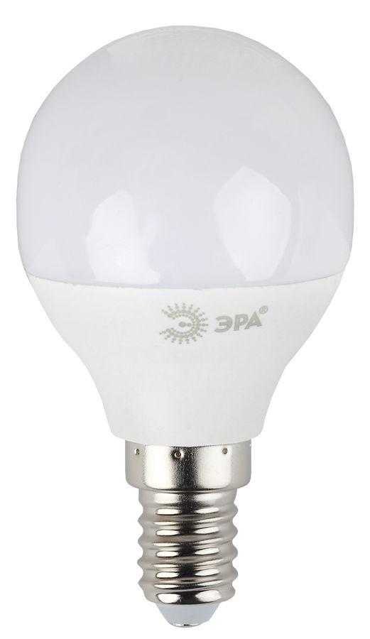 Лампа ЭРА P45-7W-827-E14, 7Вт, 560lm, 30000ч,  2700К, E14,  3 шт. [б0020548]