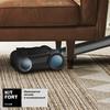Ручной пылесос KITFORT КТ-539, 100Вт, черный/синий вид 3