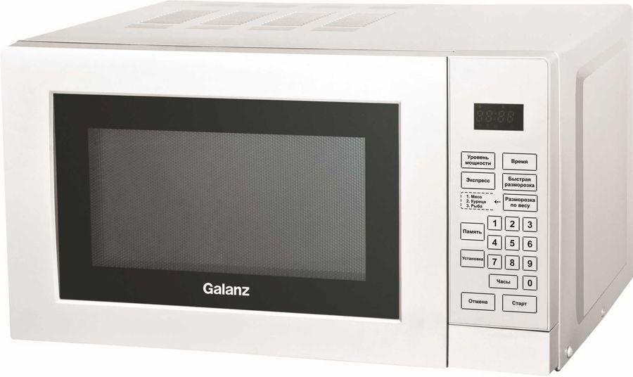 Микроволновая Печь Galanz MOG-2042S 20л. 700Вт белый