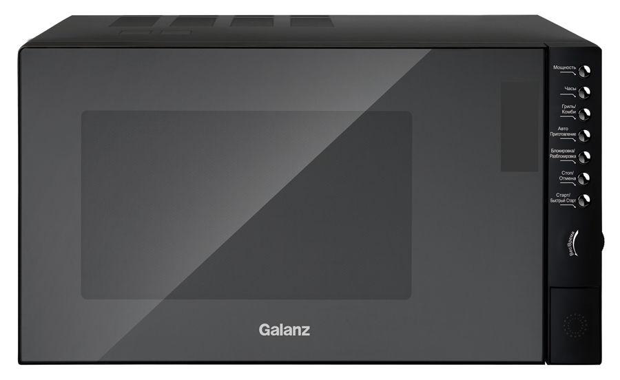 Микроволновая Печь Galanz MOG-2375D 23л. 900Вт черный