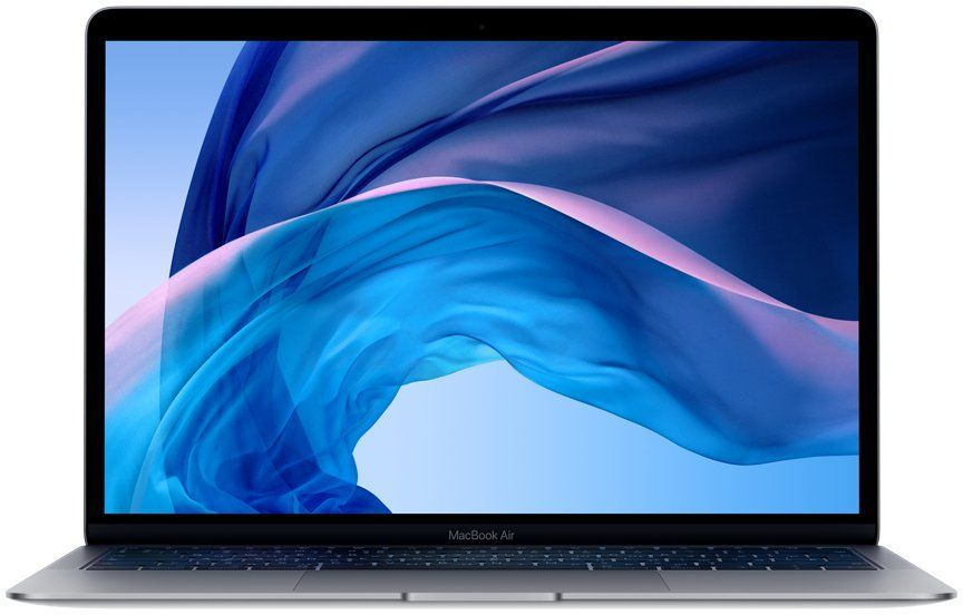 "Ноутбук APPLE MacBook Air MRE92RU/A, 13.3"",  IPS, Intel  Core i5  8210Y 1.6ГГц, 8Гб, 256Гб SSD,  Intel UHD Graphics  617, Mac OS X Mojave, MRE92RU/A,  серый космос"