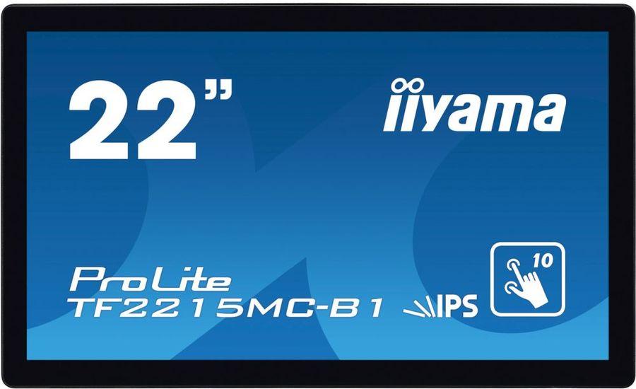 """Монитор IIYAMA ProLite TF2215MC-B1 21.5"""", черный"""