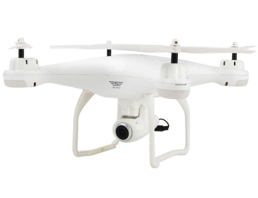 Квадрокоптер AOSENMA SJ-S20W с камерой,  белый