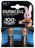 AA Батарейка DURACELL Ultra Power LR6-2BL MX1500,  2 шт. вид 7