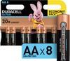 AA Батарейка DURACELL Ultra Power LR6-8BL MX1500,  8 шт. вид 1