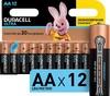 AA Батарейка DURACELL Ultra Power LR6-12BL MX1500,  12 шт. вид 1