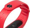 """Смарт-браслет SMARTERRA FitMaster Color,  0.96"""",  черный / красный [smft-c01r] вид 13"""