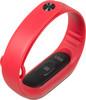 """Смарт-браслет SMARTERRA FitMaster Color,  0.96"""",  черный / красный [smft-c01r] вид 3"""