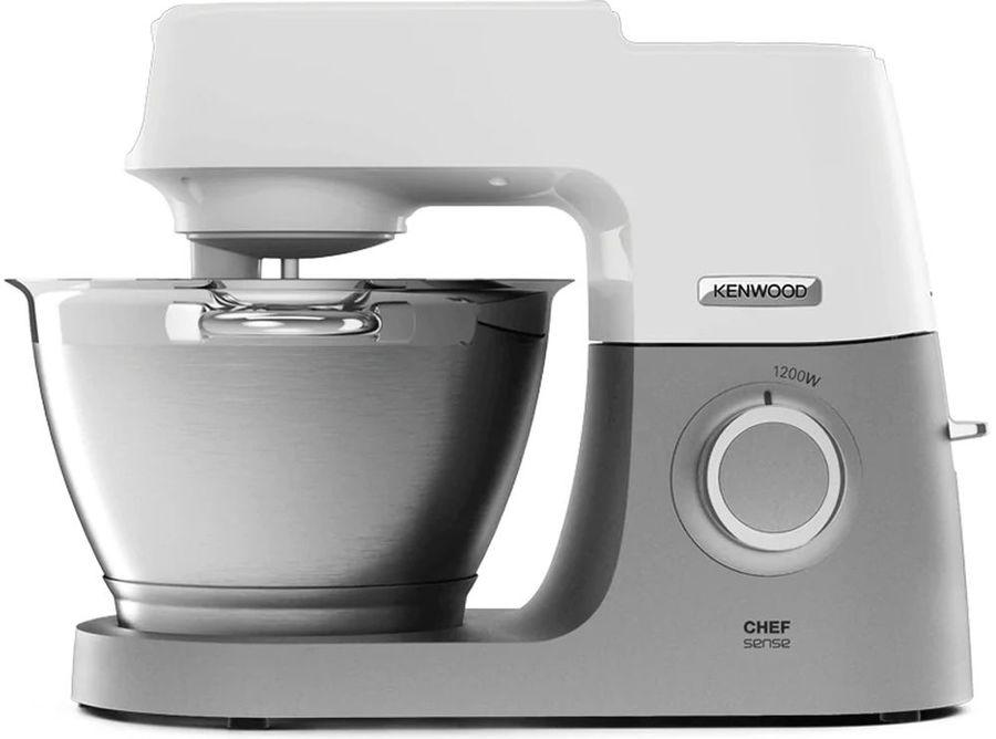 Кухонная машина KENWOOD Chef Sense KVC5100T,  белый / серебристый [0w20011274]