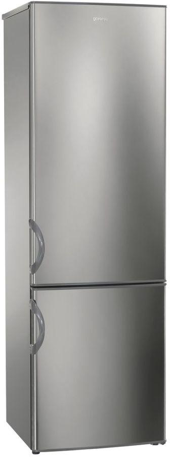 Холодильник GORENJE RK4171ANX2,  двухкамерный, нержавеющая сталь