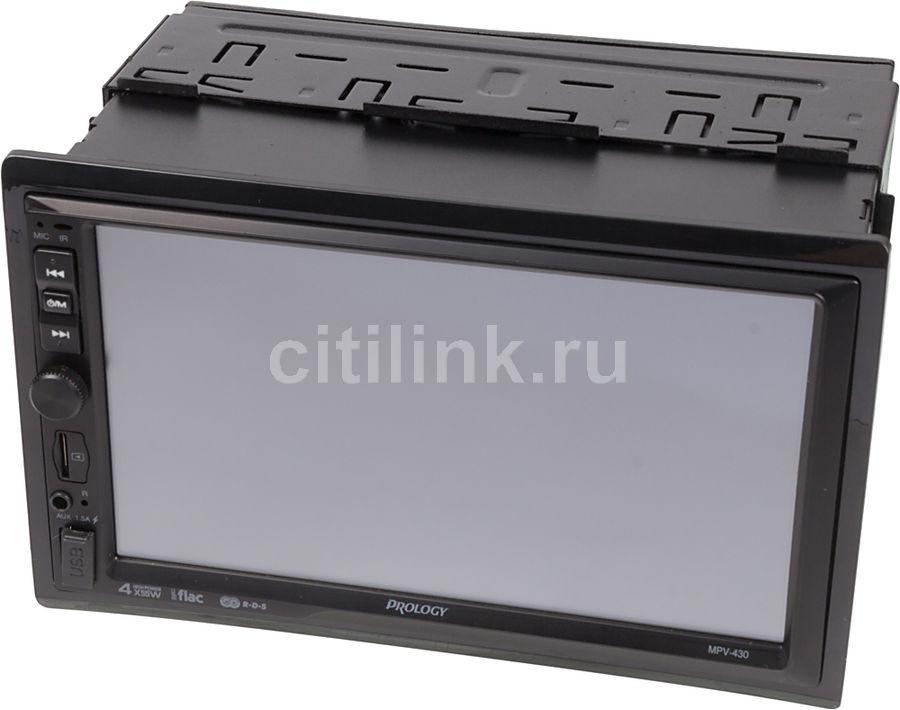 Автомагнитола PROLOGY MPV-430,  USB,  SD