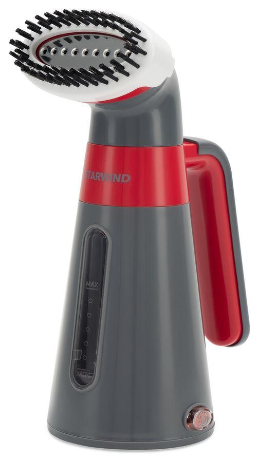 Отпариватель ручной STARWIND STG1220,  серый  / красный