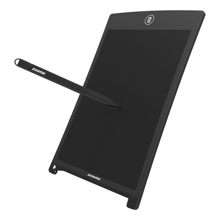 Графический планшет DIGMA Magic Pad 80 черный [mp800b]