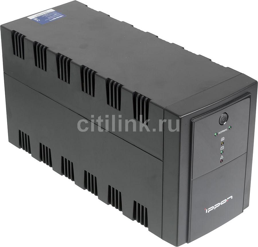 ИБП IPPON Back Basic 1500 Euro,  1500ВA [1108022]