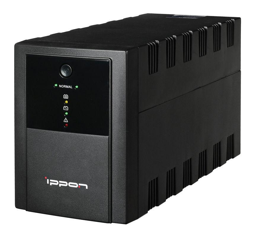 ИБП IPPON Back Basic 2200 Euro,  2200ВA [1108028]