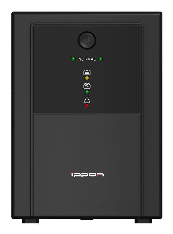 ИБП IPPON Back Basic 1500,  1500ВA [1108030]
