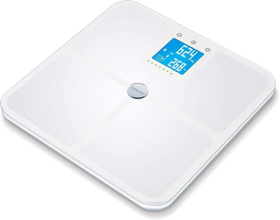 Купить Напольные весы BEURER BF950, цвет: белый в интернет-магазине СИТИЛИНК, цена на Напольные весы BEURER BF950, цвет: белый (1108104) - Чехов