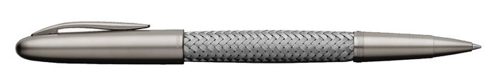 Ручка роллер Pelikan Popsche Design Tec Flex P 3`3110 (PD988824) стальной подар.кор.