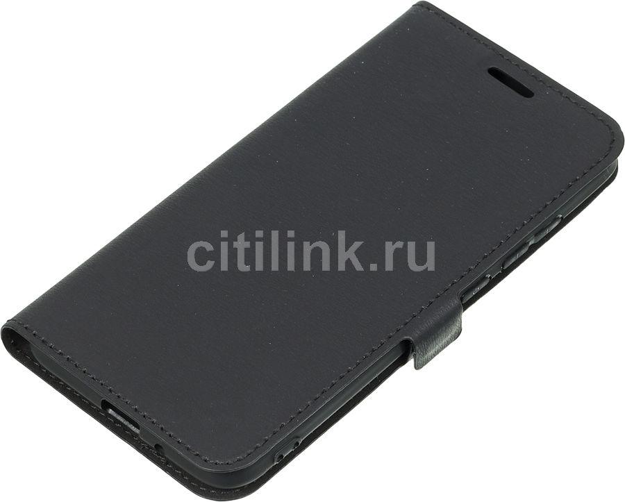 Чехол (флип-кейс) DF xiFlip-29, для Xiaomi Redmi 6, черный