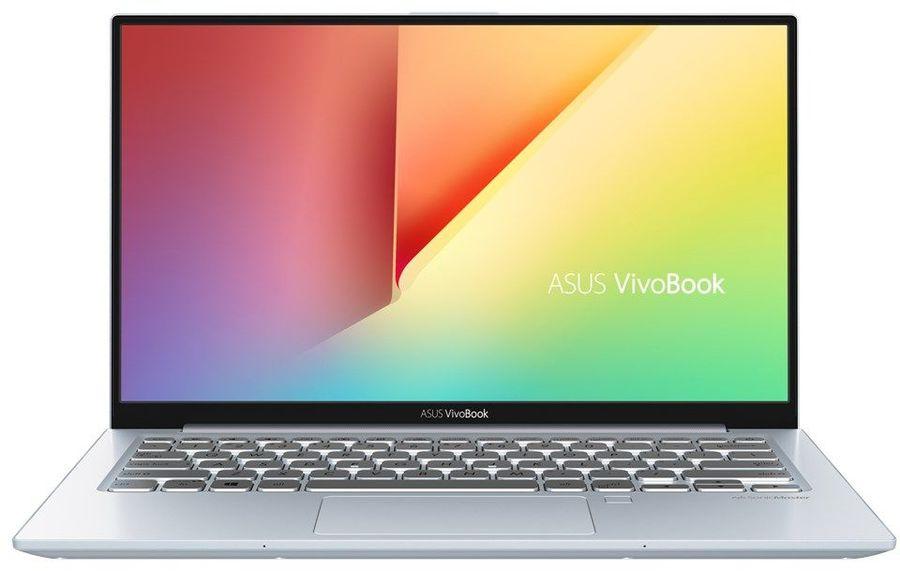 """Ноутбук ASUS VivoBook S330FN-EY007T, 13.3"""",  Intel  Core i3  8145U 2.1ГГц, 4Гб, 256Гб SSD,  nVidia GeForce  Mx150 - 2048 Мб, Windows 10, 90NB0KT3-M00560,  серебристый"""