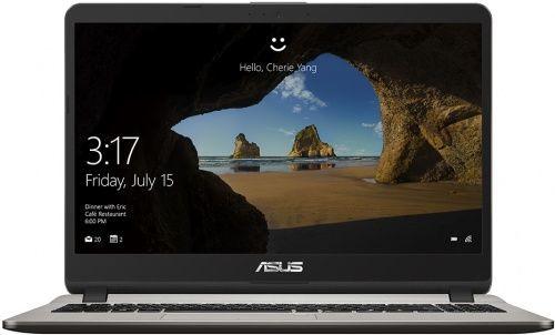 """Ноутбук ASUS VivoBook X507UF-BQ364T, 15.6"""",  Intel  Core i3  7020U 2.3ГГц, 6Гб, 256Гб SSD,  nVidia GeForce  Mx130 - 2048 Мб, Windows 10, 90NB0JB1-M04340,  серый"""