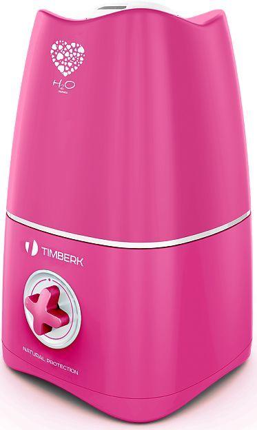 Увлажнитель воздуха TIMBERK THU UL 15M (M1),  розовый