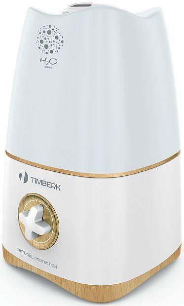 Увлажнитель воздуха TIMBERK THU UL 15M (M2),  белый  / орех