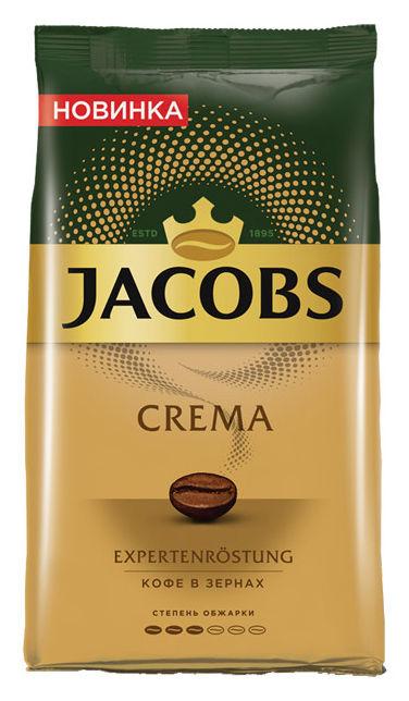 Кофе зерновой JACOBS MONARCH Crema,  1000грамм