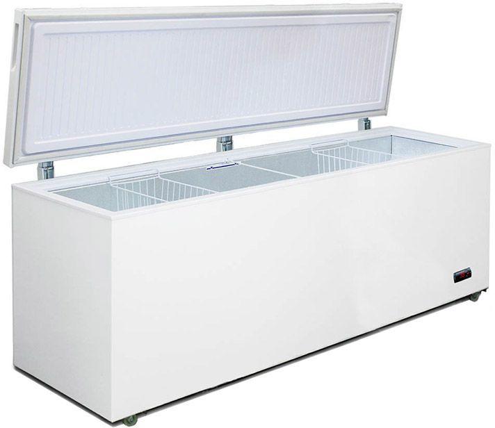 Морозильный ларь БИРЮСА Б-680VDKQ белый
