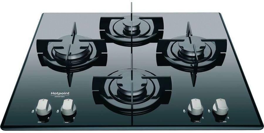Варочная панель HOTPOINT-ARISTON DD 642 /HA(MR),  независимая,  зеркальный