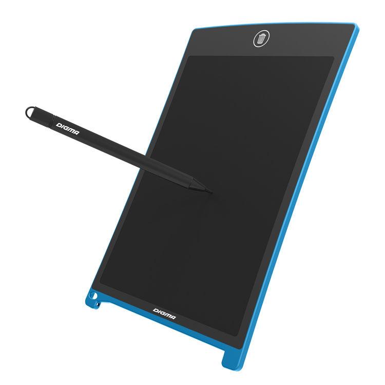 Графический планшет DIGMA Magic Pad 80 голубой [mp800l]
