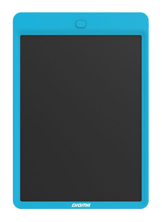 Графический планшет DIGMA Magic Pad 100 голубой [mp100l]