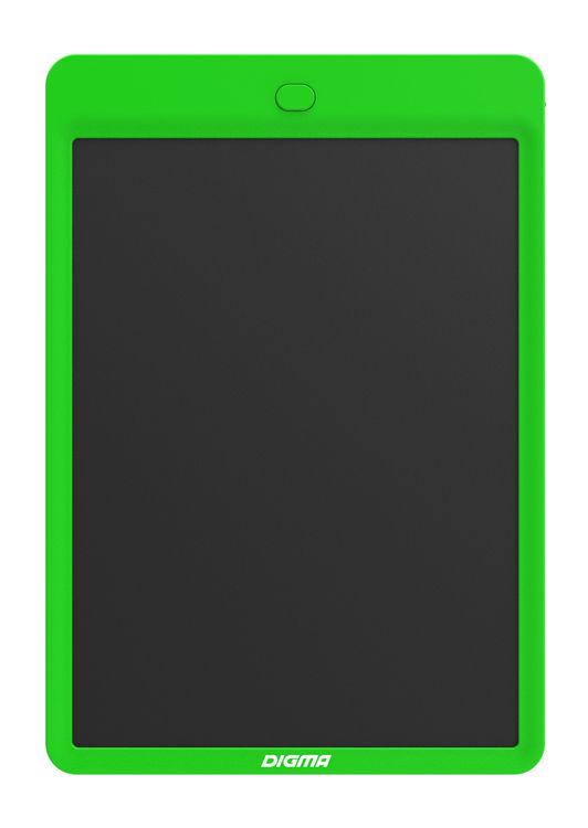 Графический планшет DIGMA Magic Pad 100 зеленый [mp100g]