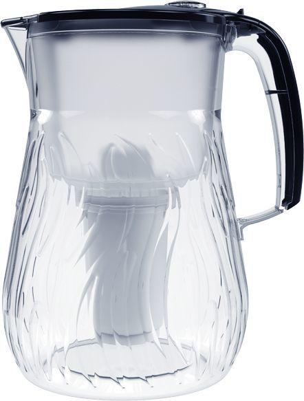 Фильтр для воды АКВАФОР Орлеан,  черный,  4.2л [р140а5fm]