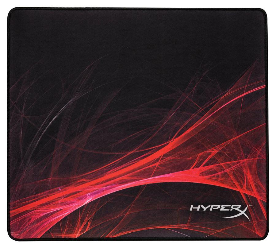 Коврик для мыши HYPERX Fury S Pro Speed Edition,  Large,  черный/рисунок [hx-mpfs-s-l]