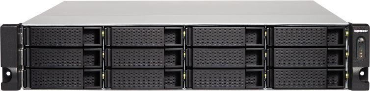Сетевое хранилище QNAP TS-1253BU-RP-4G,  без дисков