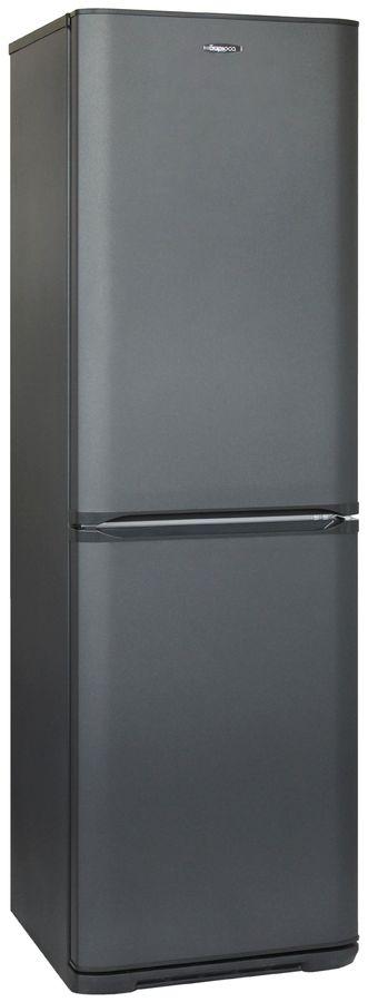 Холодильник БИРЮСА Б-W340NF,  двухкамерный, графит