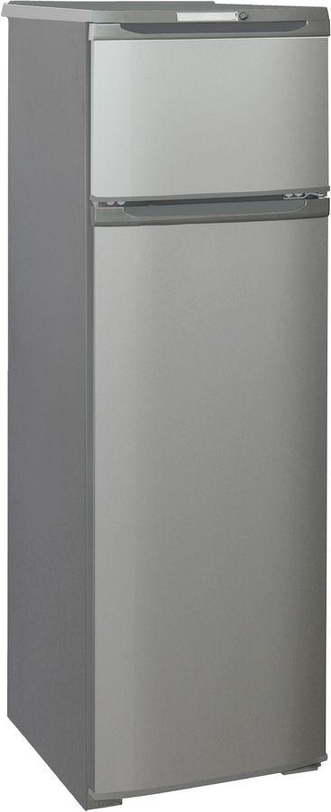 Холодильник БИРЮСА Б-M124,  двухкамерный, нержавеющая сталь