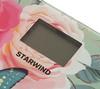 Напольные весы STARWIND SSP6021, до 180кг, цвет: рисунок вид 4