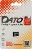 Карта памяти microSDHC UHS-I U1 DATO 16 ГБ