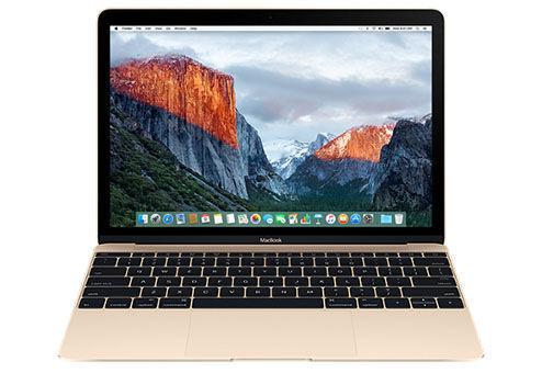"""Ноутбук APPLE MacBook MRQP2RU/A, 12"""",  IPS, Intel  Core i5  7Y57 1.3ГГц, 8Гб, 512Гб SSD,  Intel HD Graphics  615, Mac OS X, MRQP2RU/A,  золотистый"""