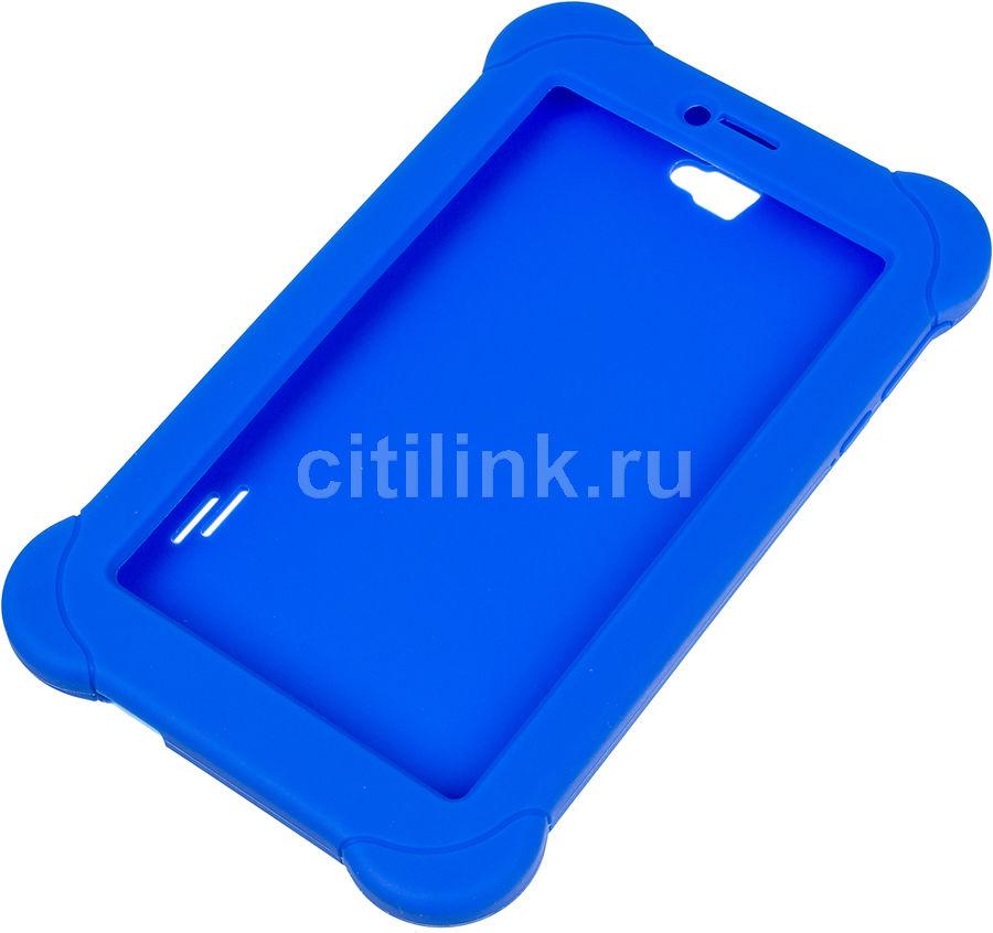 Чехол для планшета DIGMA синий, для  Digma Plane 7565N