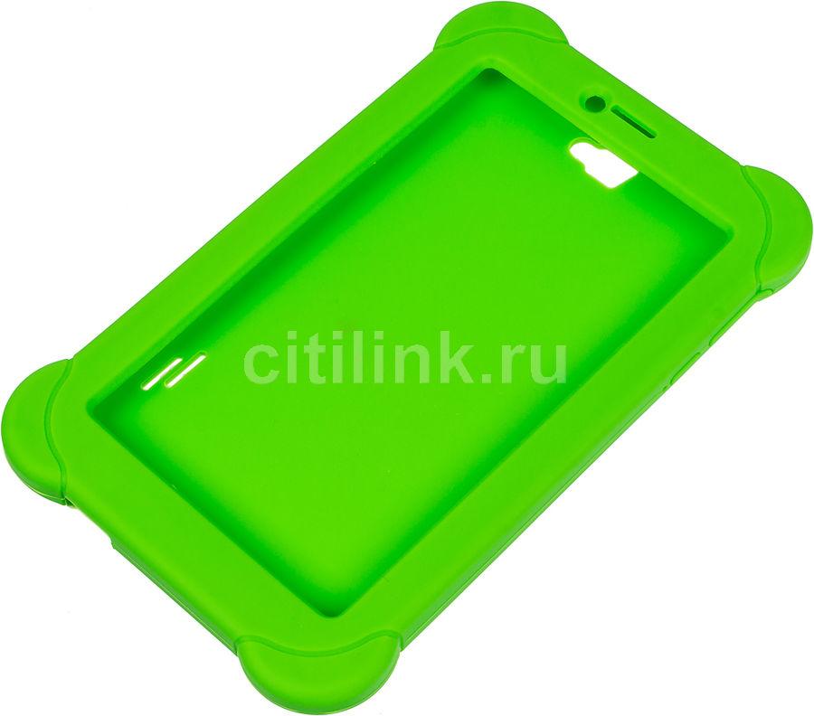 Чехол для планшета DIGMA зеленый, для  Digma Plane 7565N