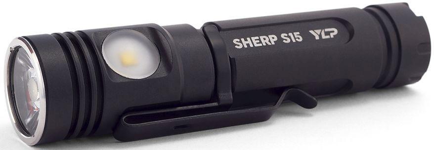 Купить Универсальный фонарь ЯРКИЙ ЛУЧ YLP S15 Sherp, черный в интернет-магазине СИТИЛИНК, цена на Универсальный фонарь ЯРКИЙ ЛУЧ YLP S15 Sherp, черный (1112313) - Ижевск