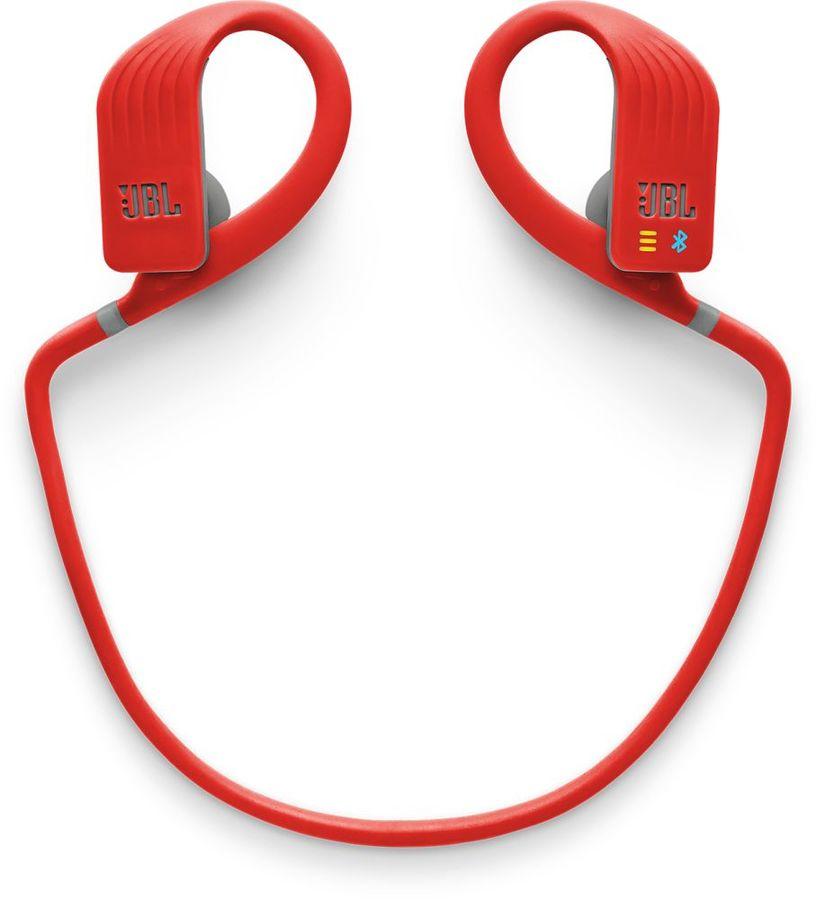 Гарнитура JBL Dive, вкладыши,  красный, беспроводные bluetooth