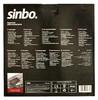 Напольные весы SINBO SBS 4449B, до 180кг, цвет: рисунок/дерево вид 5