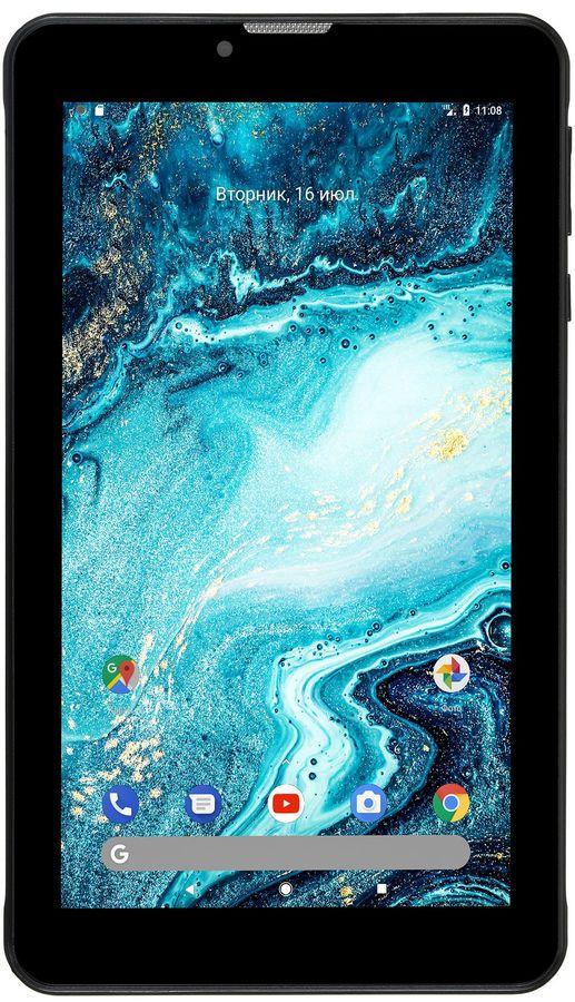 Планшет DIGMA Plane 7594 3G,  2GB, 16GB, 3G,  Android 9.0 черный [ps7210pg]
