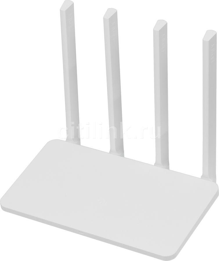 Беспроводной маршрутизатор XIAOMI Mi WiFi Router,  белый [3a]