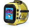 """Смарт-часы GINZZU GZ-502,  1.44"""",  желтый / желтый [00-00001274] вид 3"""