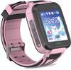 "Смарт-часы GINZZU GZ-509,  1.44"",  розовый / розовый [00-00001276] вид 2"